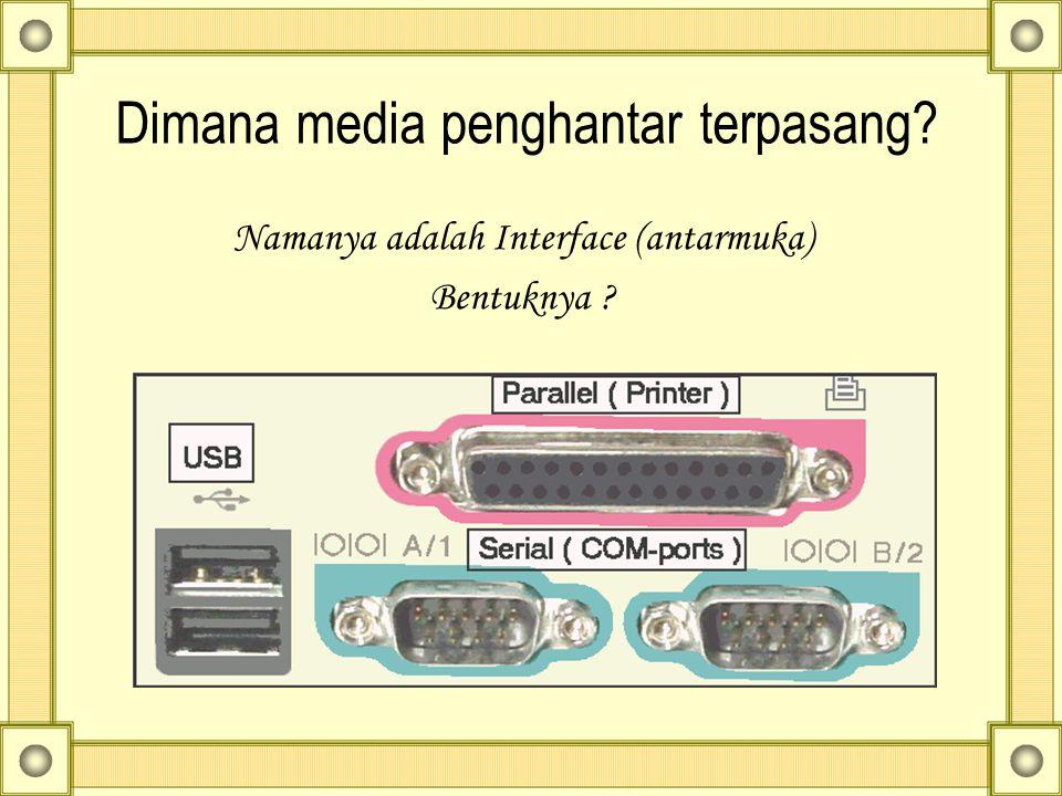 Digital atau Analog Bagaimana signalnya?