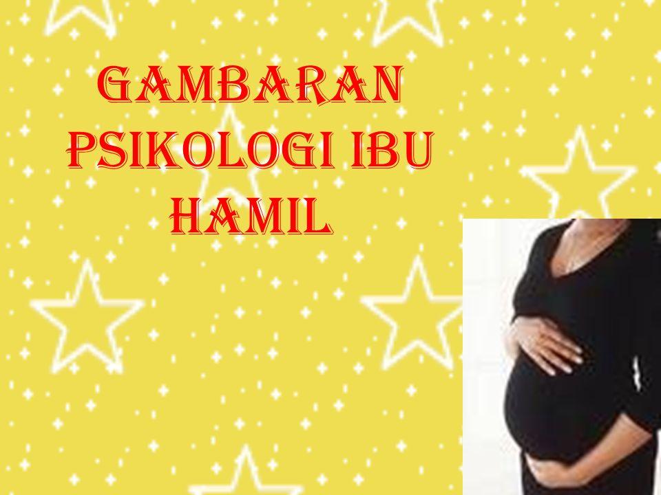 GAMBARAN PSIKOLOGI IBU HAMIL