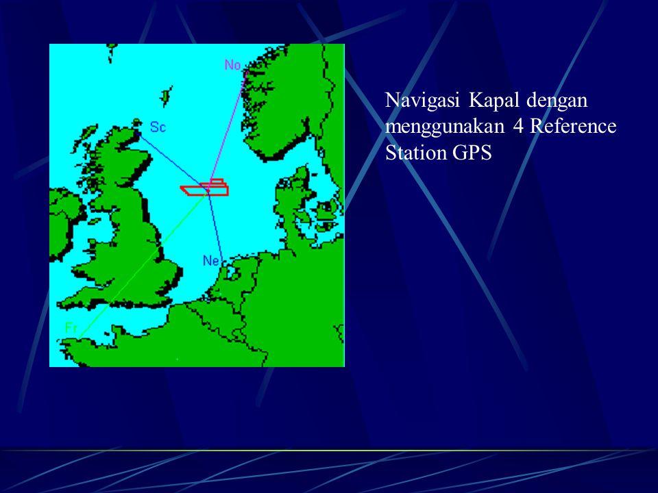 GPS Error Sources Noise : Gangguan pada signals Bias : Selective Availability (SA), Multipath, Delay oleh Ionosphere dan Troposphere Blunder : Kesalahan user (kesalahan datum, kesalahan komputer pada segment kontrol)