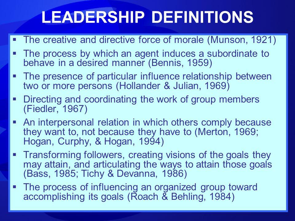 Situasi merupakan bagian yg ketiga dari konteks kepemimpinan, kepesertaan & situasi, atau konteks terjadinya suatu proses leadership.