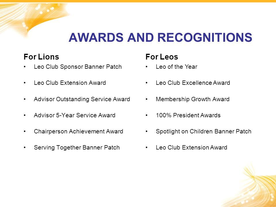 For Lions Leo Club Sponsor Banner Patch Leo Club Extension Award Advisor Outstanding Service Award Advisor 5-Year Service Award Chairperson Achievemen