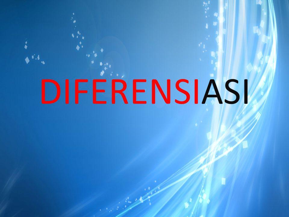 Different = Berbeda Divergen = mencari hal BERBEDA dari suatu hal yang SAMA.