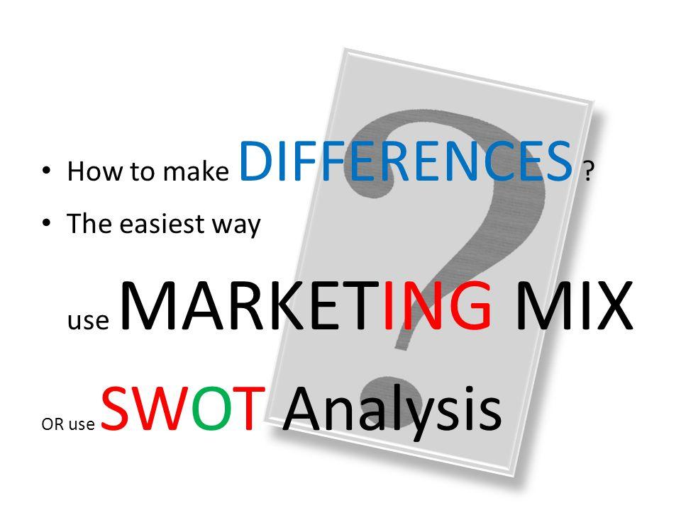 Apakah MARketing MIX itu .Dalam bahasa Indonesia Marketing Mix dikenal sebagai Bauran Pemasaran.