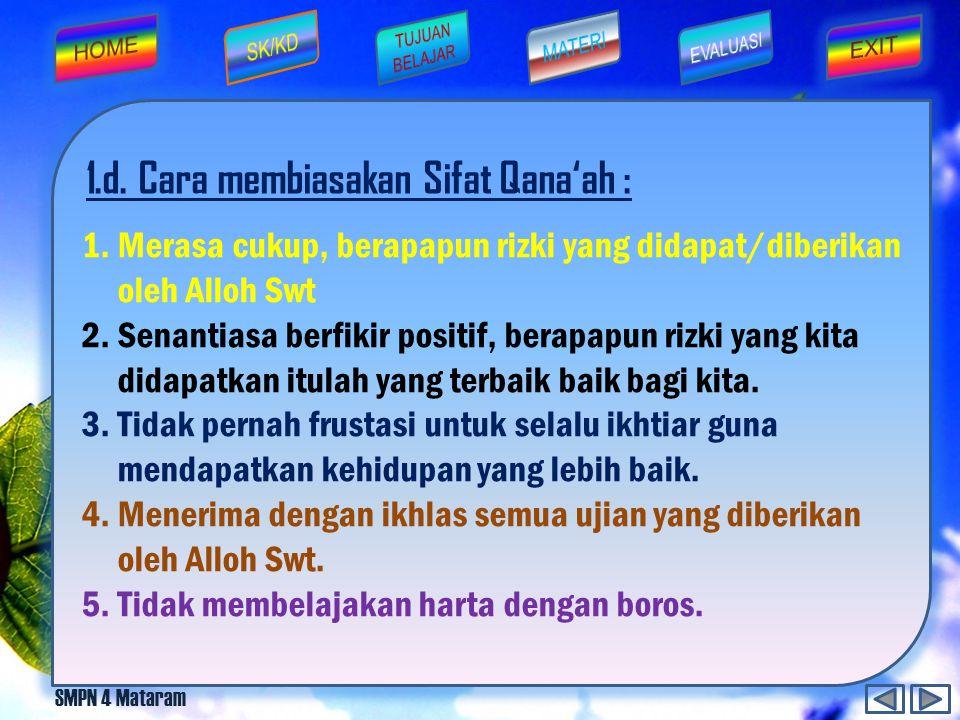 SMPN 4 Mataram 1.c.