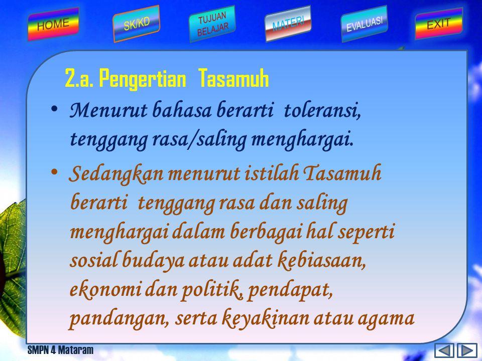 SMPN 4 Mataram 1.d.