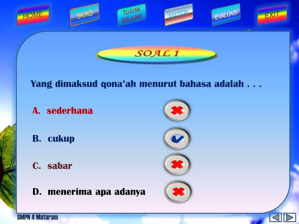 SMPN 4 Mataram 2.d.