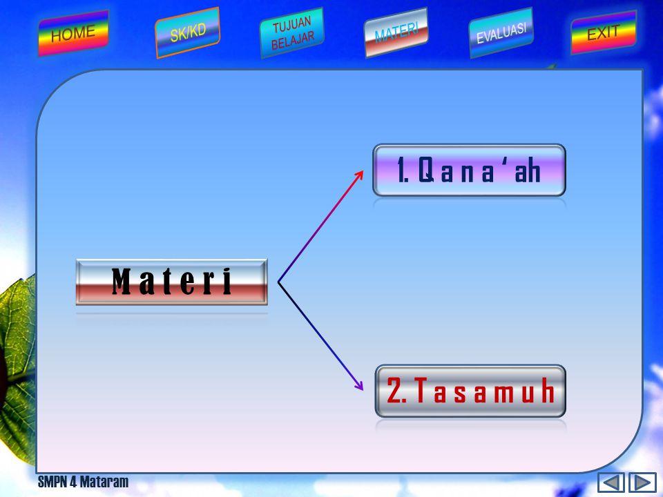 SMPN 4 Mataram