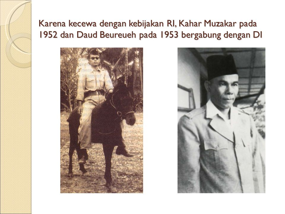 KENAPA PERANG NII VS RI BEGITU LAMA (1949-1962).KENAPA PERANG NII VS RI BEGITU LAMA (1949-1962).