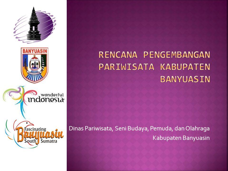 Dinas Pariwisata, Seni Budaya, Pemuda, dan Olahraga Kabupaten Banyuasin