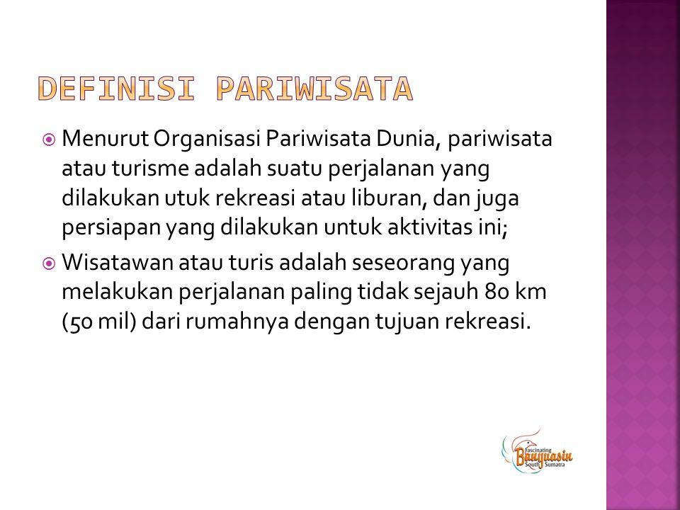 Taman Nasinal Sembilang (ekowisata);  Kawasan Pelabuhan Tanjung Api-api (wisata bahari);  Desa wisata Sungsang (wisata bahari);  Restoran Terapung Kampung Nelayan Upang (wisata kuliner);  Hutan Wisata Kemampo (ekowisata);  Hutan Lindung Lebong Hitam (ekowisata);  Danau Tanah Mas (wisata keluarga);  Kompleks SMK SPP Sembawa (Agrowisata);  Kompleks BPS Sembawa (Agrowisata);  Taman Tebenan Indah (wisata keluarga).