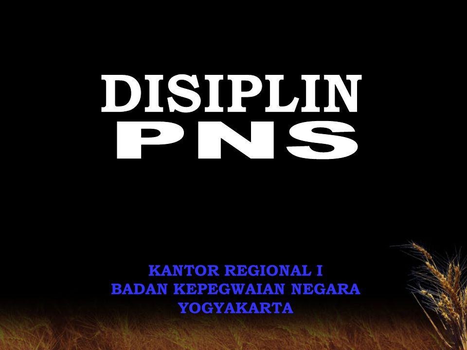 KANTOR REGIONAL I BADAN KEPEGWAIAN NEGARA YOGYAKARTA