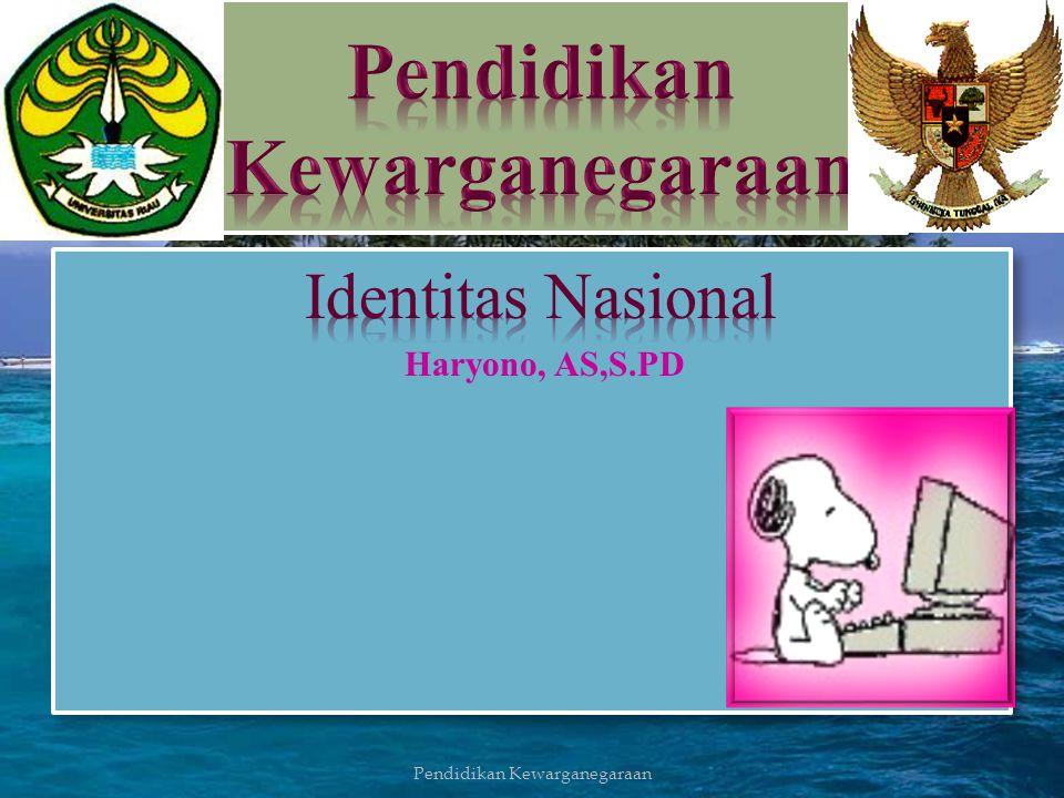 Budaya merupakan salah satu identitas nasional Indonesia, contohnya budaya Melayu.