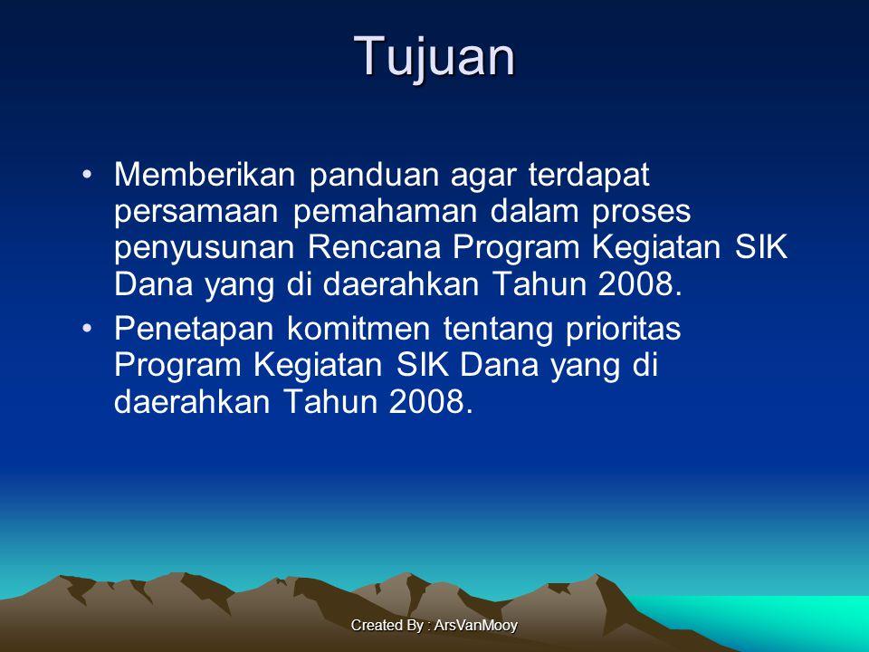 Created By : ArsVanMooy DARI SISI PENGELOLA SIKDA: DITEMPATKANNYA TENAGA2 PENGELOLA SIKDA DI UNIT2 KES (PUSKESMAS, RS, SARKES LAIN) TENAGA2 TSB ADALAH TENAGA PURNAWAKTU (FULLTIMER) YG DIANGKAT KE DLM JABFUNG STATISTISI /PRANATA KOMP.