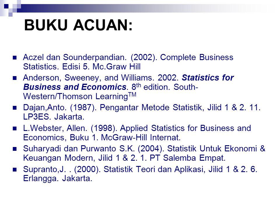 PERTANYAAN MENDASAR Apa yang dimaksud dengan Statistik .