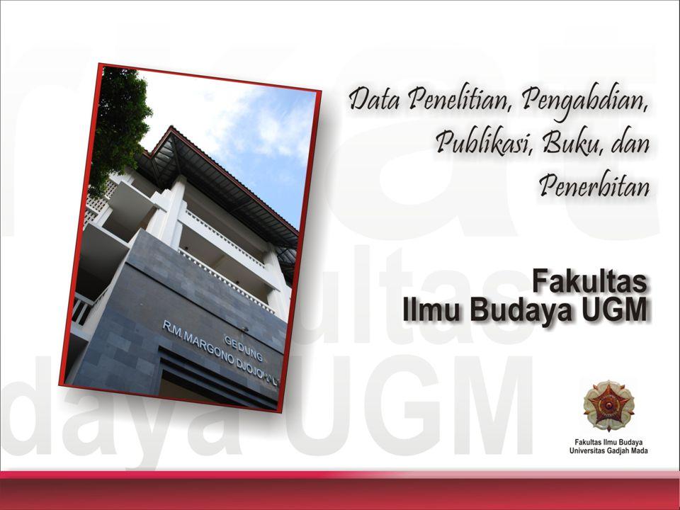 Fakultas Ilmu Budaya Universitas Gadjah Mada  Budaya : Yang difikirkan, yang dirasakan, yang dilakukan, yang dihasilkan manusia.