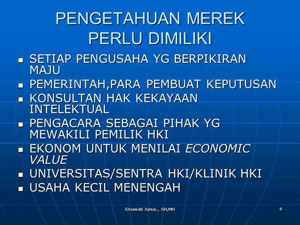 Emawati Junus., SH,MH 17 = Aku Cinta Indonesia ndahiptadi == = =