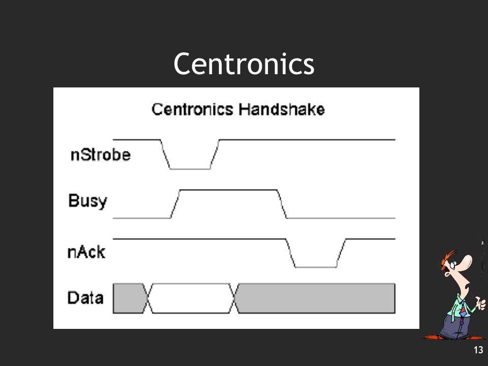 Centronics 13