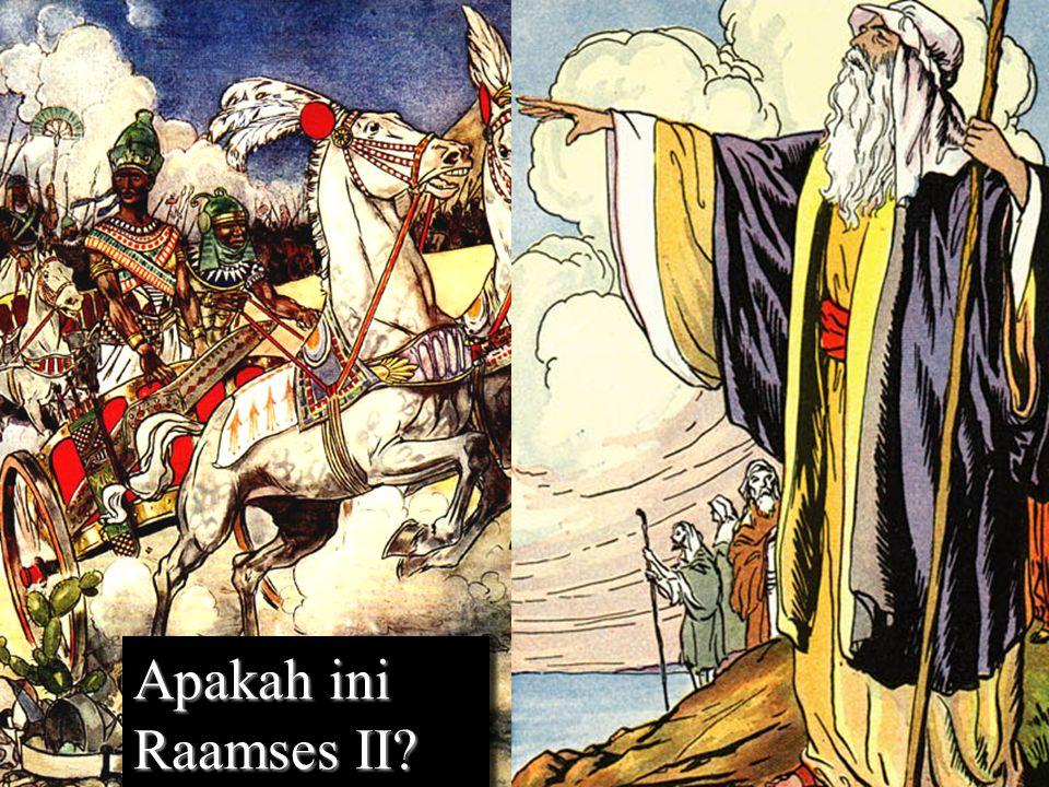 Apakah ini Raamses II?
