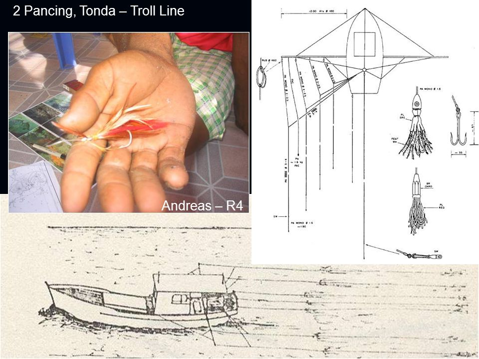 2 Pancing, Tonda – Troll Line Andreas – R4