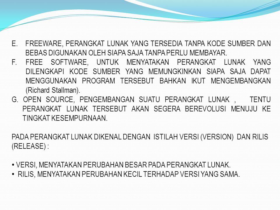 KLASIFIKASI BAHASA PEMROGRAMAN 1.BAHASA GENERASI PERTAMA (BAHASA MESIN) 2.