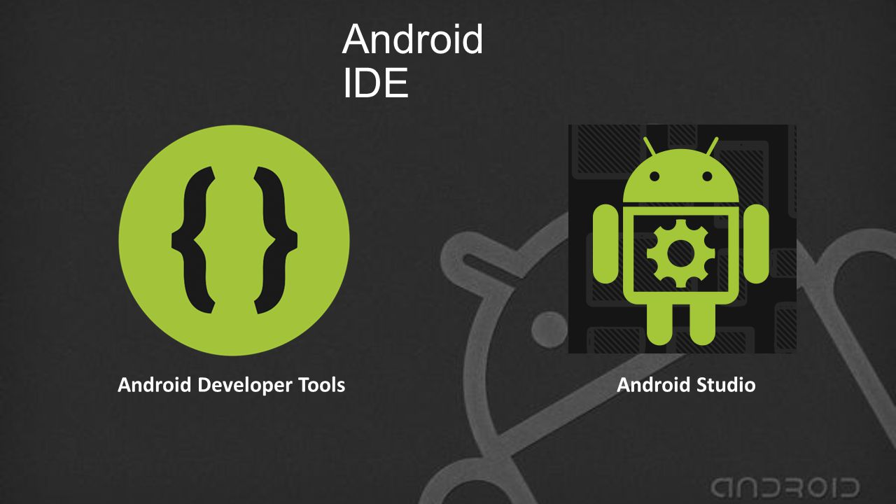 Download Software Android Studio http://developer.android.com/sdk/index.html Download Android Studio For Windows -Android Studio IDE -Android SDK tools -Android 5.0(Lolipop) Platform -Android 5.0 emulator System ImageWith Google API