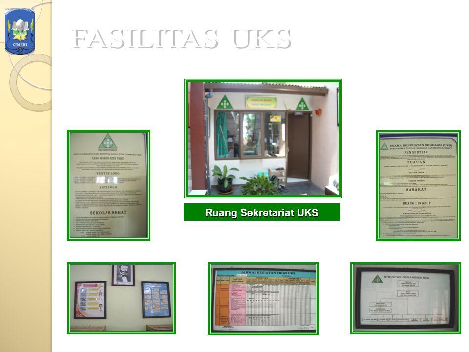 Ruang Sekretariat UKS