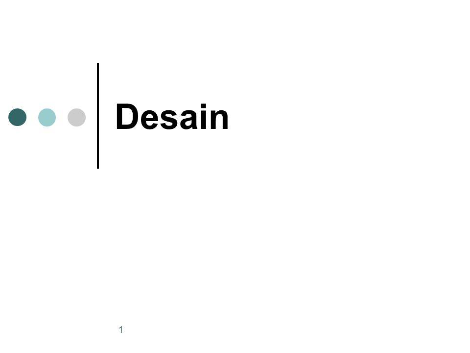 1 Desain