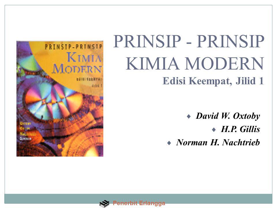 PRINSIP - PRINSIP KIMIA MODERN Edisi Keempat, Jilid 1  David W.