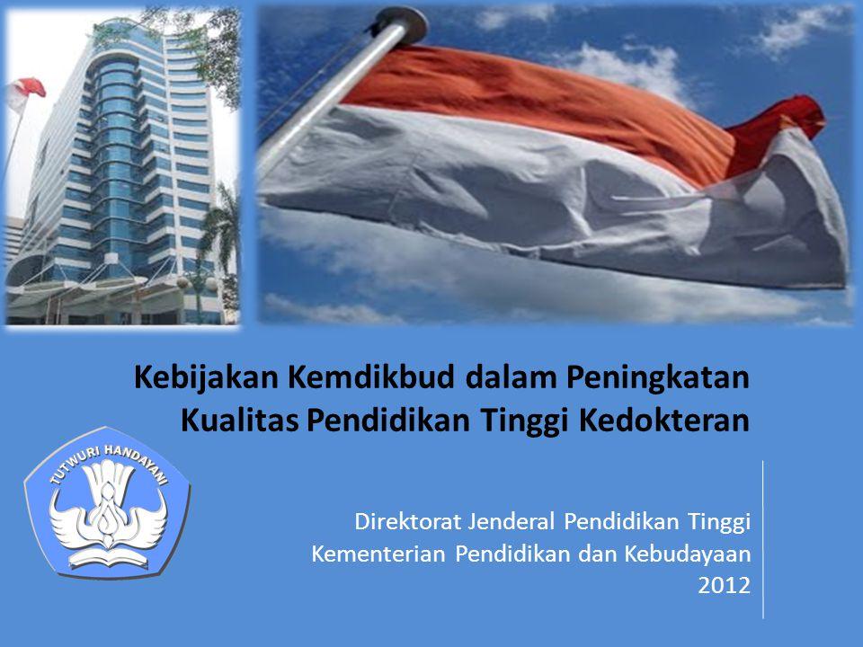 Tujuan Pengembangan LAM-PTKes & LPUK Pengembangan dan pelaksanaan sistem penjaminan mutu kesehatan yang lebih akuntabel dan transparan Peningkatan kapasitas dan keterlibatan secara positif dan proaktif dari berbagai pemangku kepentingan profesi kesehatan dalam sistem penjaminan mutu dan regenerasi profesi yang sehat dan berkualitas Peningkatan pengakuan global pada mutu pendidikan tinggi kesehatan dan kompetensi tenaga kesehatan Indonesia 1 1 2 2 3 3