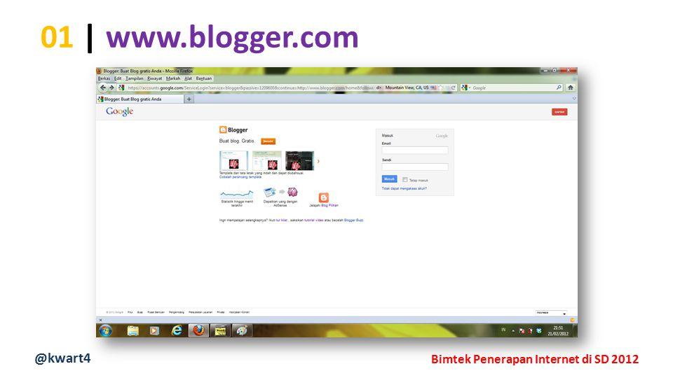 @kwart4 Bimtek Penerapan Internet di SD 2012 01 | www.blogger.com