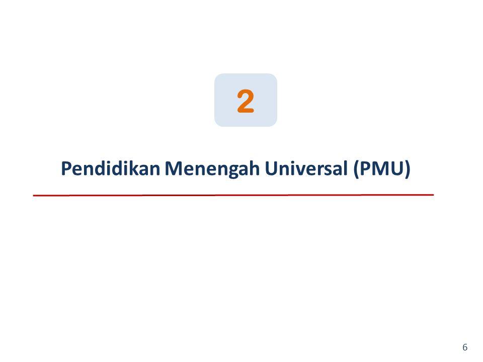 Pendidikan Menengah Universal (PMU) 6 2