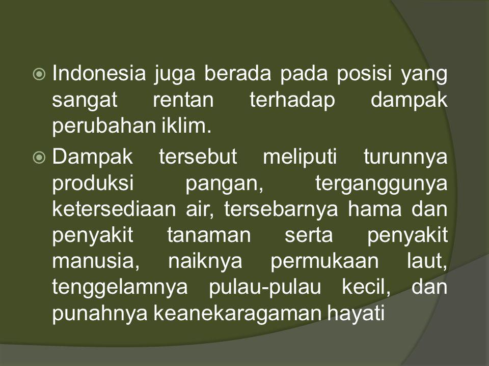 Landasan terhadap lingkungan  Undang-Undang Dasar Negara Republik Indonesia Tahun 1945 menyatakan bahwa lingkungan hidup yang baik dan sehat merupaka