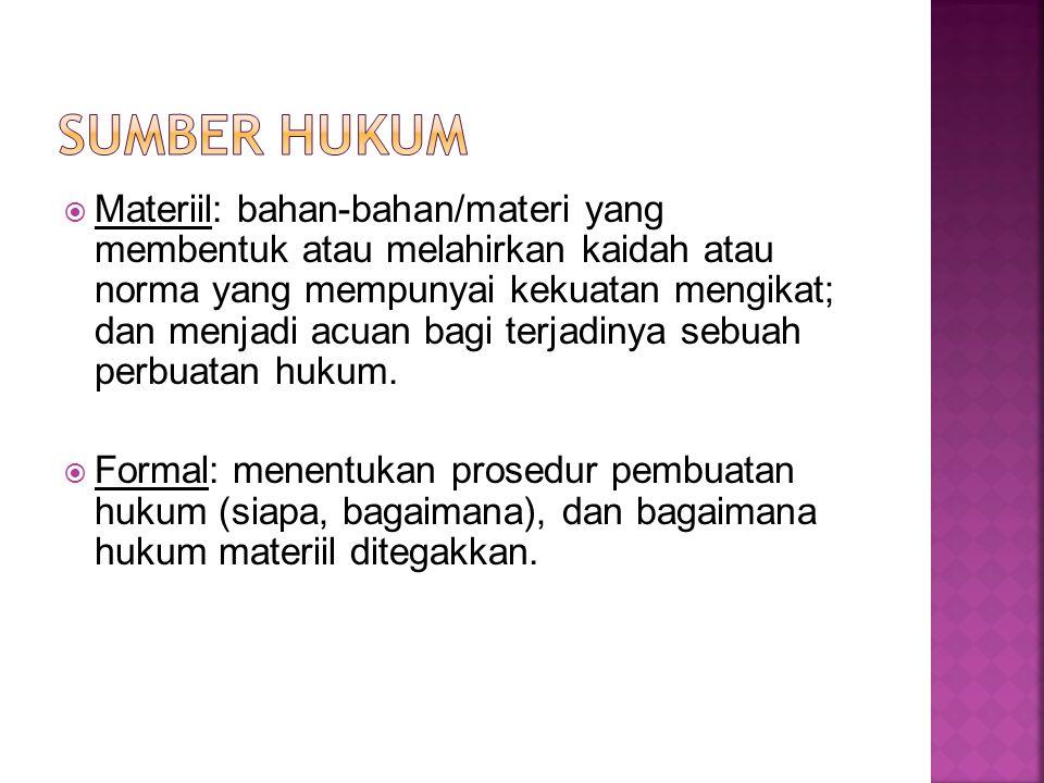 Law Making Treaty: 1.