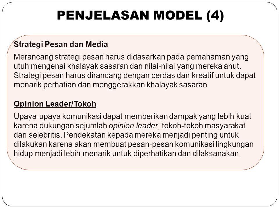 18 Strategi Pesan dan Media Merancang strategi pesan harus didasarkan pada pemahaman yang utuh mengenai khalayak sasaran dan nilai-nilai yang mereka a
