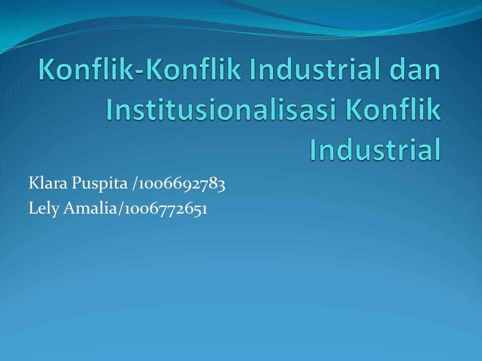 Klara Puspita /1006692783 Lely Amalia/1006772651