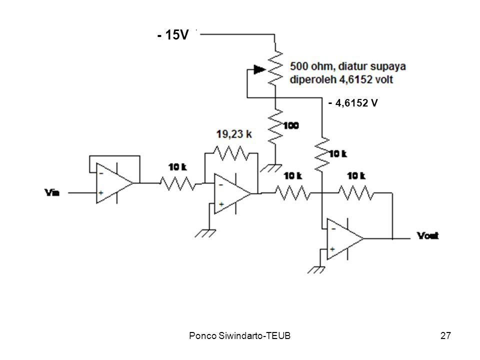 Ponco Siwindarto-TEUB27 - 15V - 4,6152 V