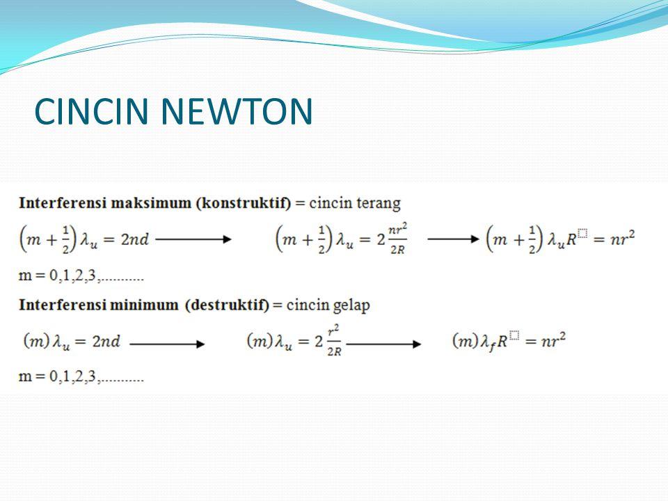 CINCIN NEWTON