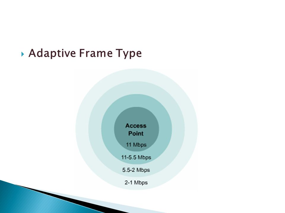  Adaptive Frame Type