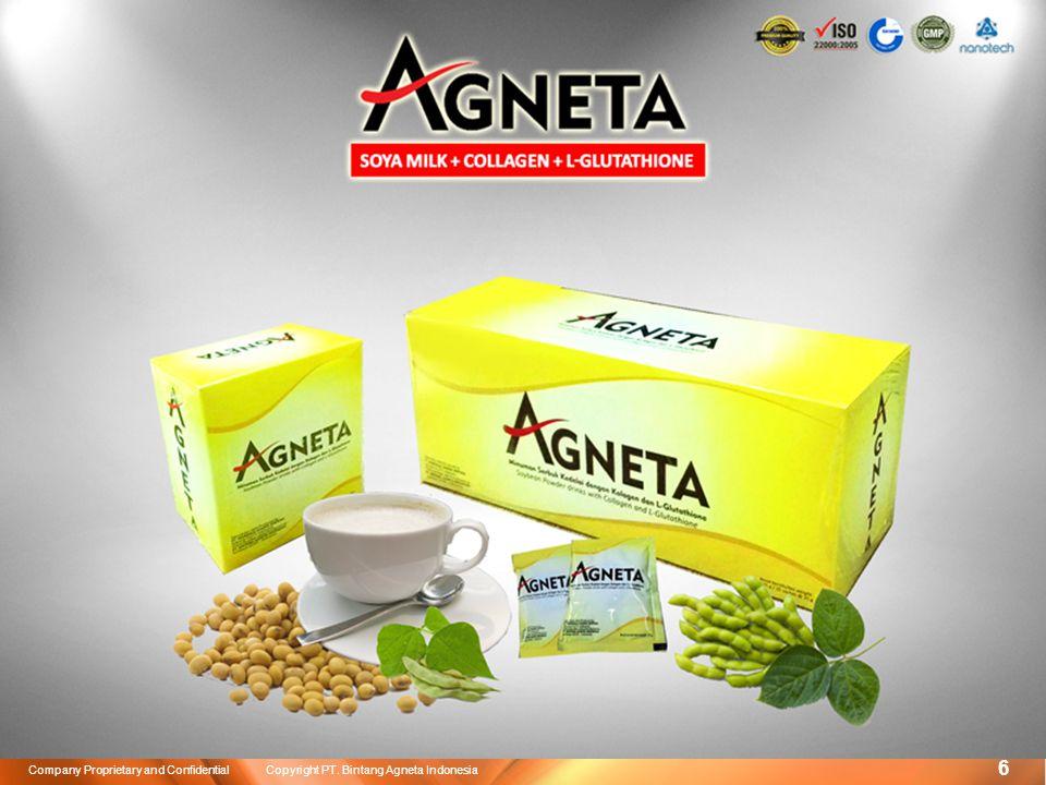 17 Company Proprietary and Confidential Copyright PT. Bintang Agneta Indonesia BONUS