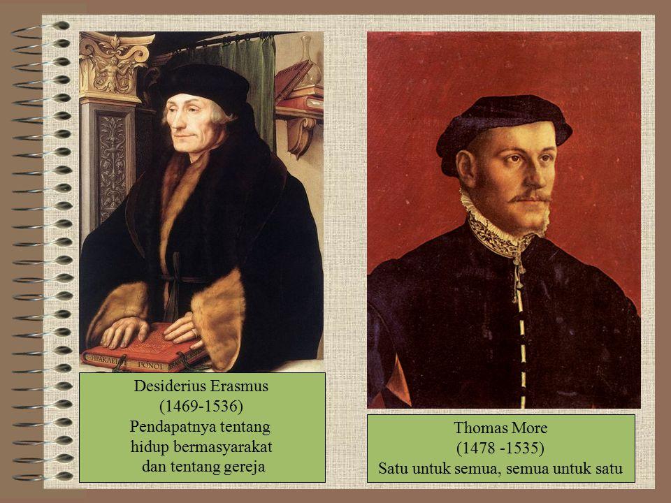 Marciavelli (1469-1536) Sang Raja Jean Bodin (1530 -1596) Seorang Raja mempunyai Kedaulatan; Absolutisme negara