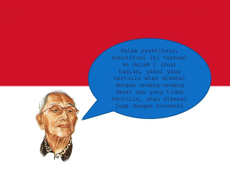 ARTI penting konstitusi bagi negara: Didalam negara-negara yang mendasarkan dirinya atas demokrasi konstitusional.