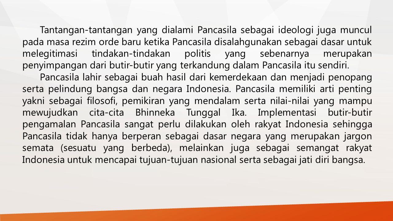 4.Undang-Undang Dasar 1945 Menindaklanjuti situasi dalam negeri yang semakin memperlihatkan potensi perpecahan, maka Presiden/Panglima Tertinggi Angkatan Perang Republik Indonesia mengeluarkan Dekrit Tanggal 5 Juli 1959 yang intinya: membubarkan Konstituante, menetapkan UUD 1945 berlaku lagi dan tidak berlakunya UUDS, dan Pembentukan MPRS yang terdiri dari seluruh anggota DPR, DPD dan pembentukan DPA sementara.