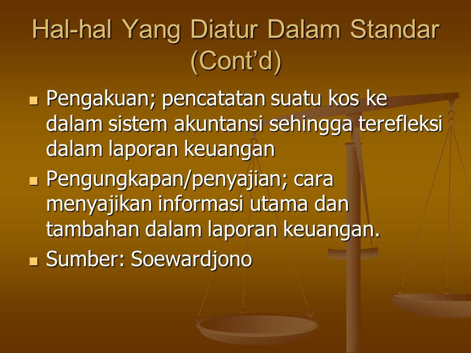 Menuju SAK Dalam konvensi ini dibahas mengenai pengembangan standar akuntansi di Indonesia, diantaranya sebagai berikut : a.Adanya kelemahan pokok PAI, yaitu PAI tidak disusun atas rerangka dasar (conceptual framework) yang jelas.