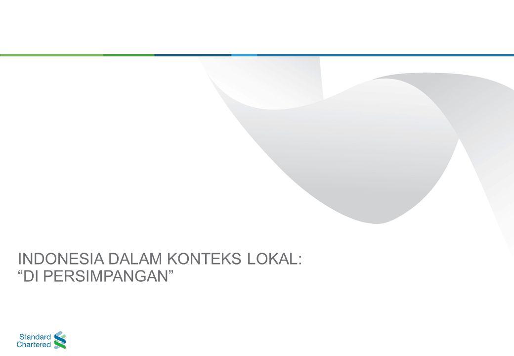 9 Document Title INDONESIA DALAM KONTEKS LOKAL: DI PERSIMPANGAN