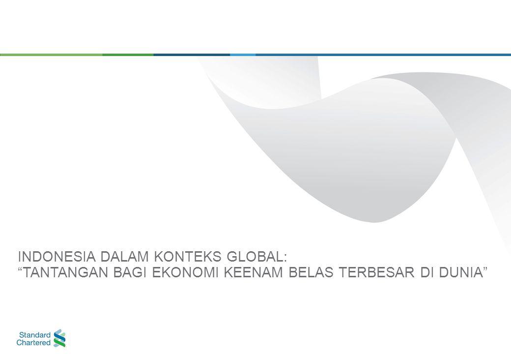 1 Document Title INDONESIA DALAM KONTEKS GLOBAL: TANTANGAN BAGI EKONOMI KEENAM BELAS TERBESAR DI DUNIA