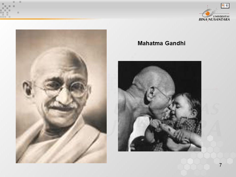 7 Mahatma Gandhi
