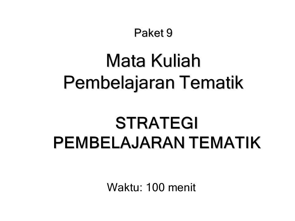 TANYAJAWAB Apa strategi pembelajaran itu.