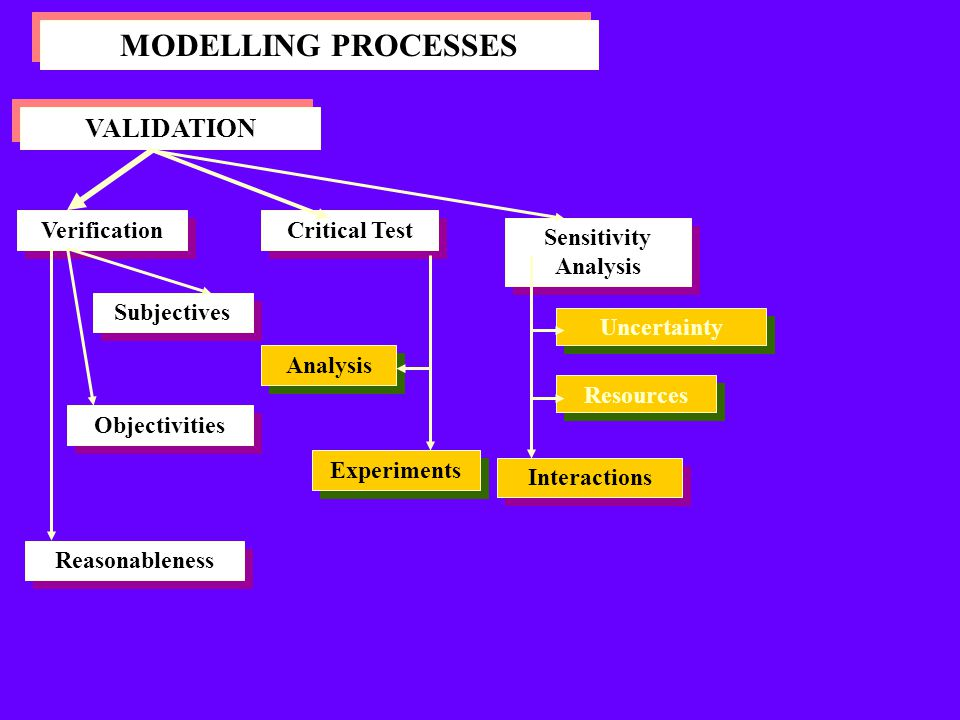 HYPOTHESES Hypotheses of Relevance: Mengidentifikasi dan mendefinisikan variabel dan subsistem yang relevan dengan permasalahan yang diteliti Hypothes