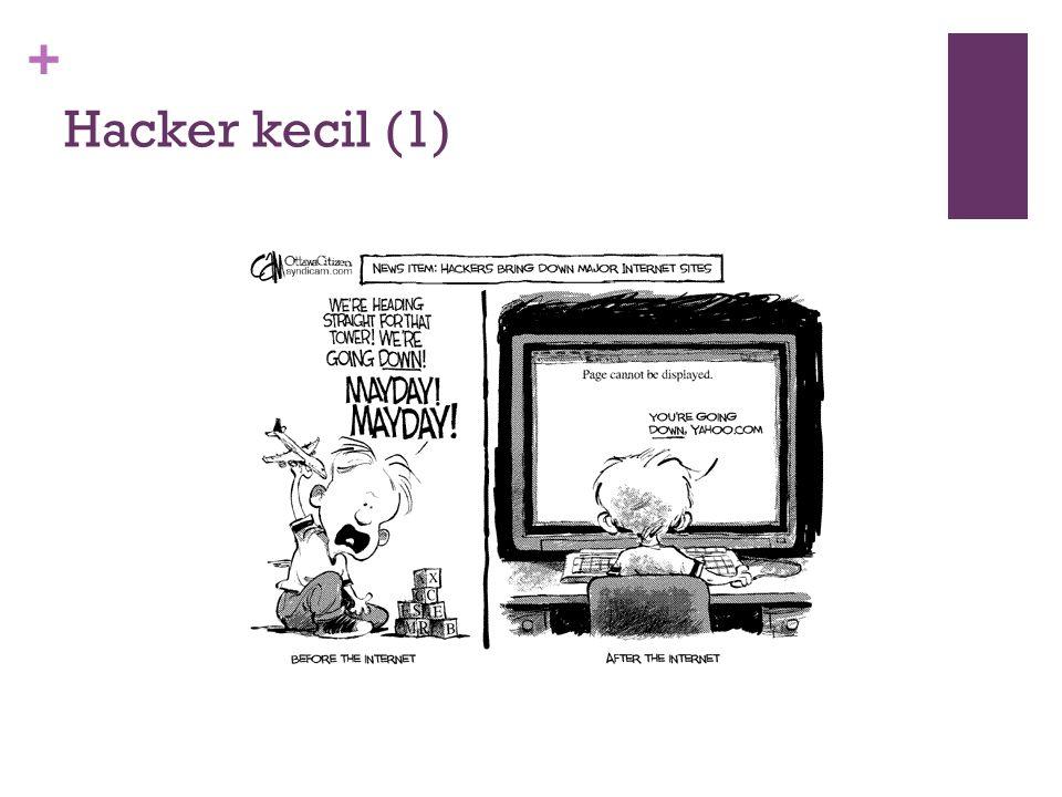 + Hacker kecil (1)