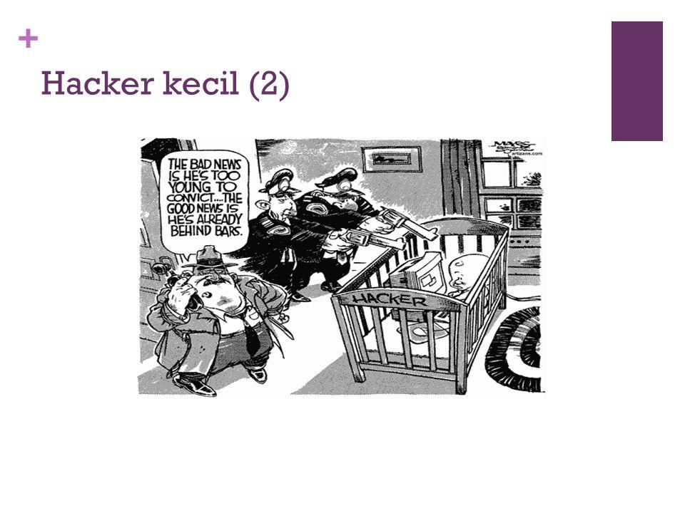 + Hacker kecil (2)
